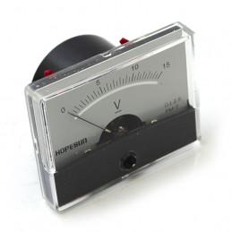 Panel Meter - Voltmeter 15VDC