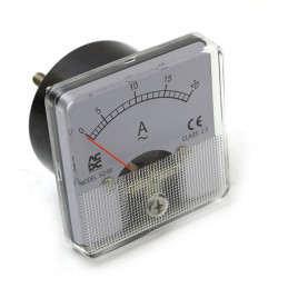 Panel Meter - Ammeter 20A AC