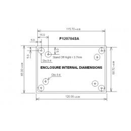 Multipurpose Enclosure 120x65x40 (UE140)