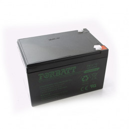 Lead Acid Battery 12V 12AHR