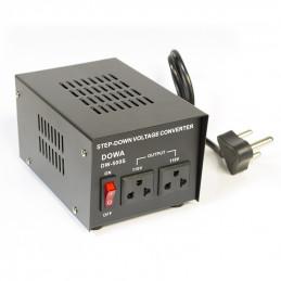 500W Step Down AC-AC Converter 220-110V