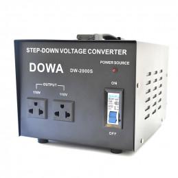 220v to 110v converter 2000W