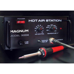 Magnum 3004 Hot Air Station