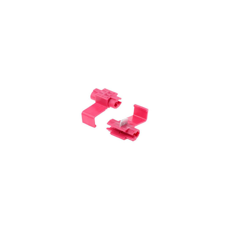 Wire Splice Connector Red Insulated 20 18 AWG