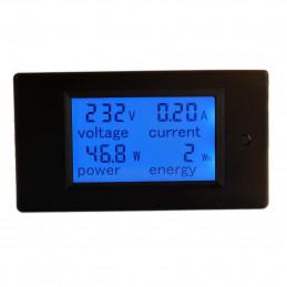 AC power meter Voltage Current Power Energy Panel Meter