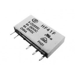 Subminiature Power Relay 6A 12VDC