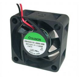 FAN 40x40x20 12VDC 2wire