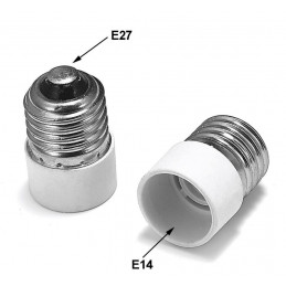 E27-E14 Bulb Lamp Holder Adapter Converter