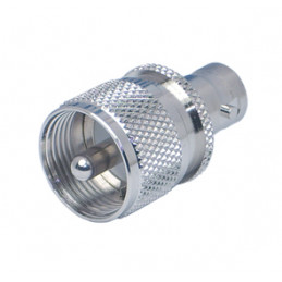 PL259 Plug to Bnc Female Adaptor