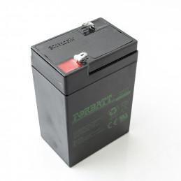 Lead Acid Battery 6V 4AHR