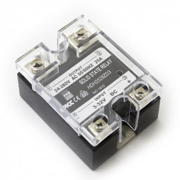 HDH7548ZD3 Solid State Relay 3-32V Control 25A