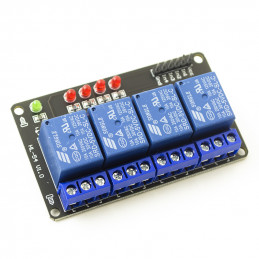 Arduino Relay Module 4 Channel 5V
