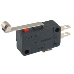 B180F micro switch SPDT ROLLER LEVER 25mm TAG