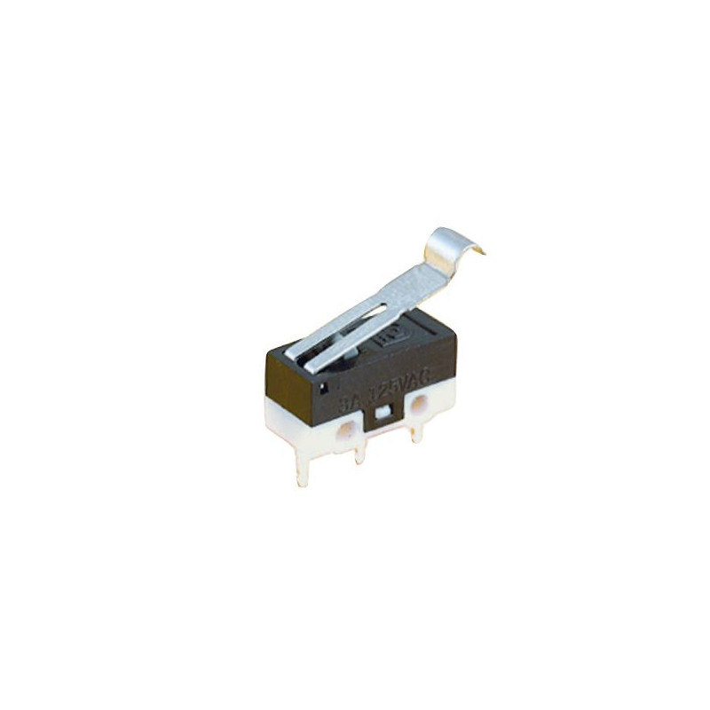 B1753 Sub Mini micro Switch lever arch 15mm