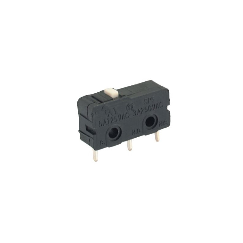 B175AP mini micro switch SPDT NO LEVER PCB