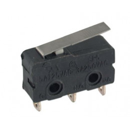 B175B Mini micro Switch lever 14mm tag