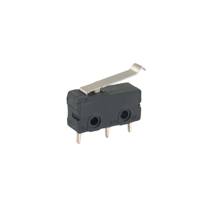 B175DP Mini micro Switch Lever 19mm PCB