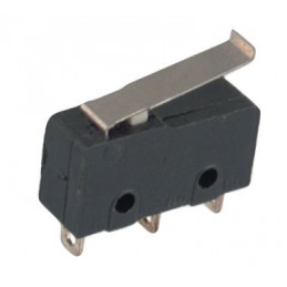 B175E Mini micro Switch lever 14mm Tag