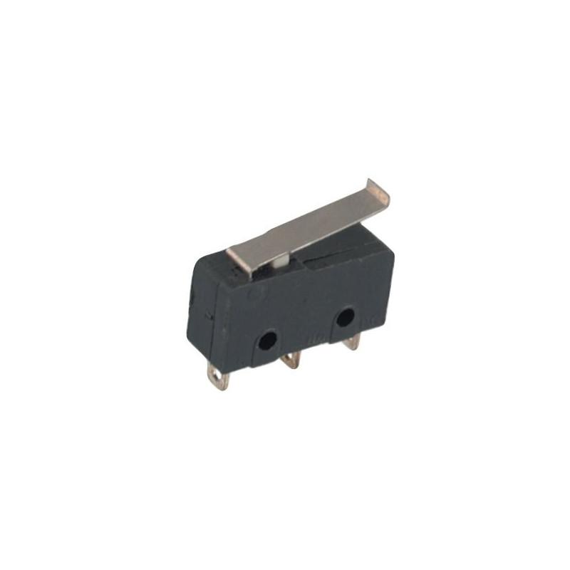 B175E Mini micro Switch lever 14mm Tag