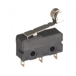 B175F Mini micro Switch Lever 18mm Tag