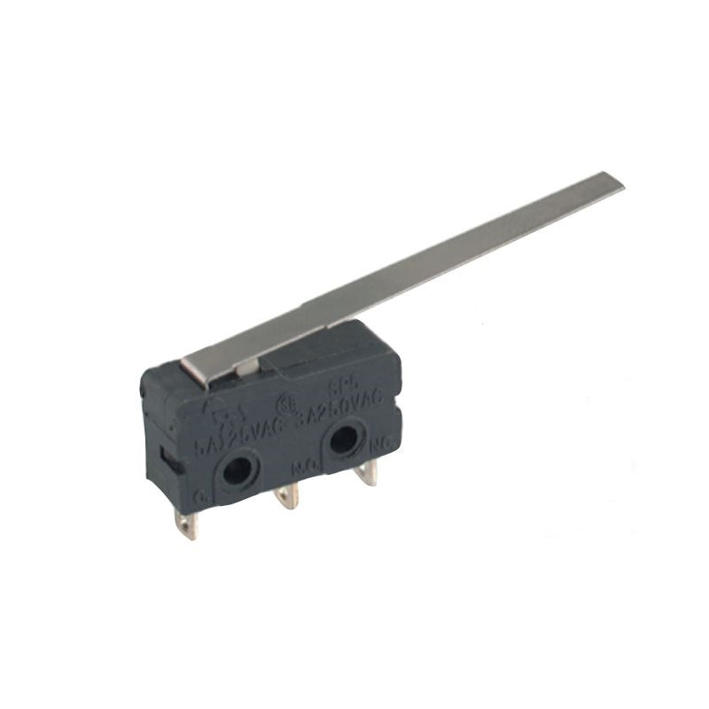 B175H Mini micro Switch Lever 40mm tag