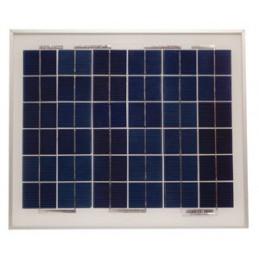 Solar Panel 15W 350x355x18mm