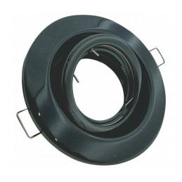 Downlight Holder adjustable tilt gunmetal grey