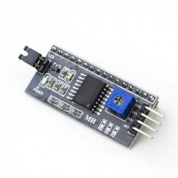 Arduino Serial I2C LCD Daughter Board Module