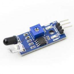 Arduino IR Infrared Obstacle Avoidance Sensor Module