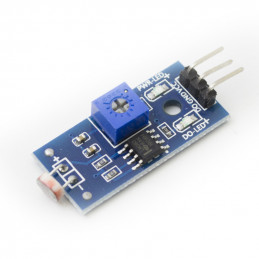Arduino 3pin photosensitive sensor module