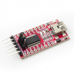 Arduino FT232RL USB to TTL Serial Converter Adapter Module