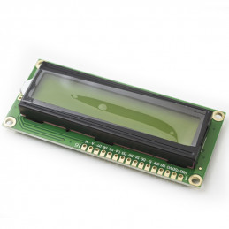 LCD 1602 Display 2 Line 16 Character With BackLight