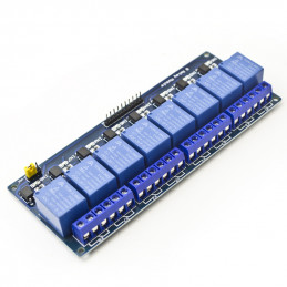 Arduino 8 channel 5V relay module with light coupling 5V