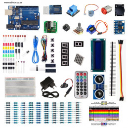 Arduino Uno Learning Kit
