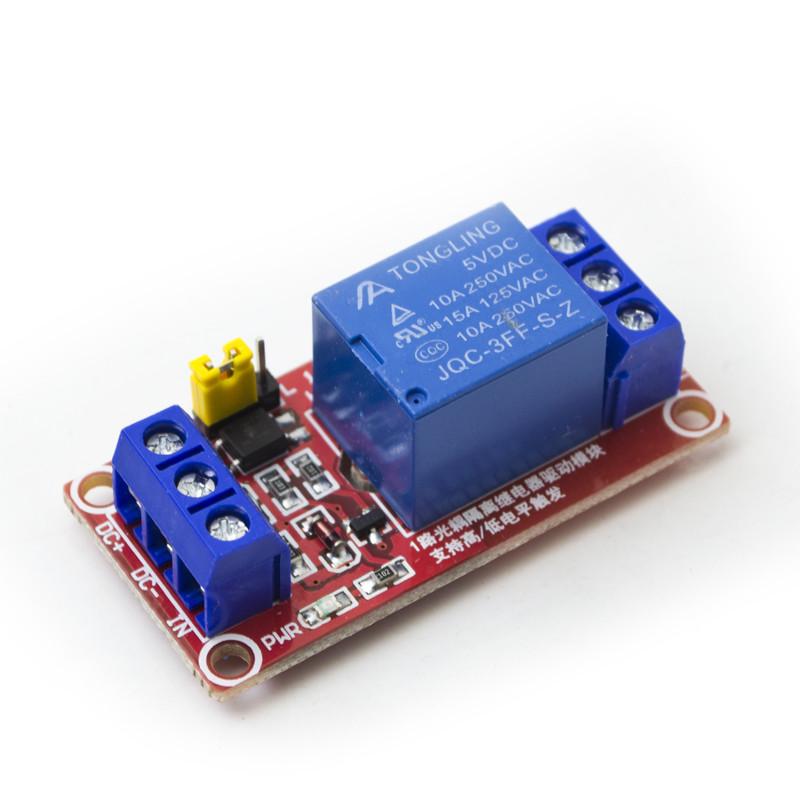 Arduino Relay Module 1 Channel 5V