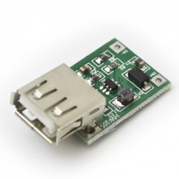 Arduino Mini DC-DC Boost Converter 0.9V~5V to 5V 600MA