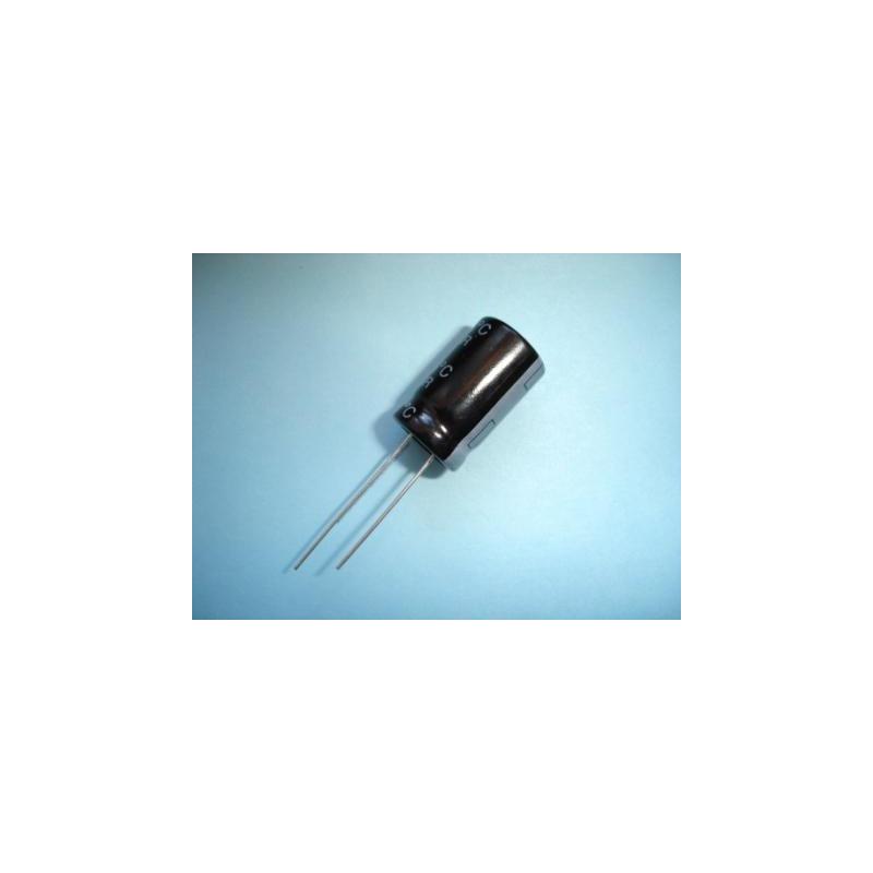 Electrolytic Radial 2200uF 16V