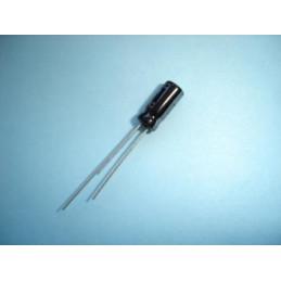 Electrolytic Radial 10uF 25V