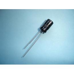 Electrolytic Radial 68uF 25V