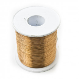 Enamel Copper Wire 0.5mm - Roll 500 Grams