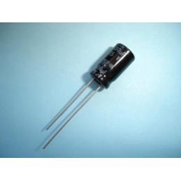 Electrolytic Radial 330uF 25V