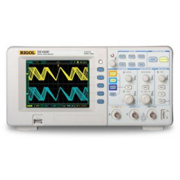 Digital Storage Oscilloscope, 50mhz, 2 channel