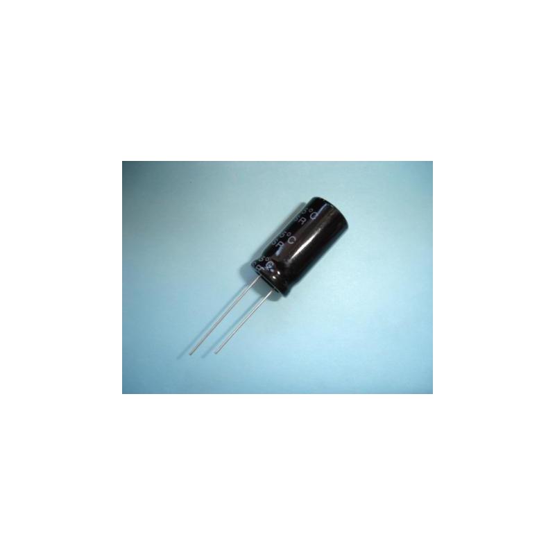 Electrolytic Radial 2200uF 25V