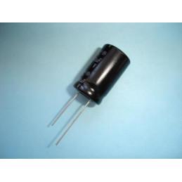 Electrolytic Radial 3300uF 25V