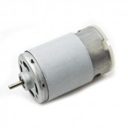 DC Brush Motor 24VDC 0.44A 3300RPM