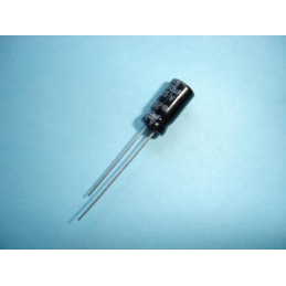 Electrolytic Radial 100uF 35V