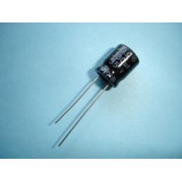 Electrolytic Radial 330uF 35V