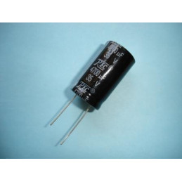 Electrolytic Radial 4700uF 35V