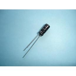 Electrolytic Radial 1uF 50V