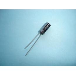 Electrolytic Radial 4.7uF 50V